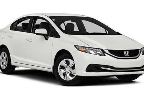 Adriatic Rentals - Honda Civic Hybrid Sedan