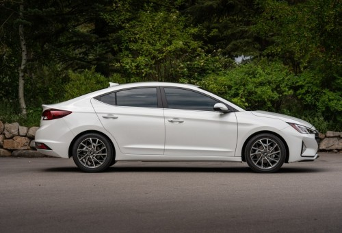 Adriatic Rentals - New Hyundai Elantra Sedan