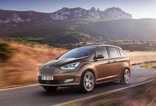 Adriatic Rentals - Ford Grand CMAX Minivan