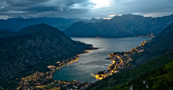 Blog Top 9 cycling routes in Montenegro