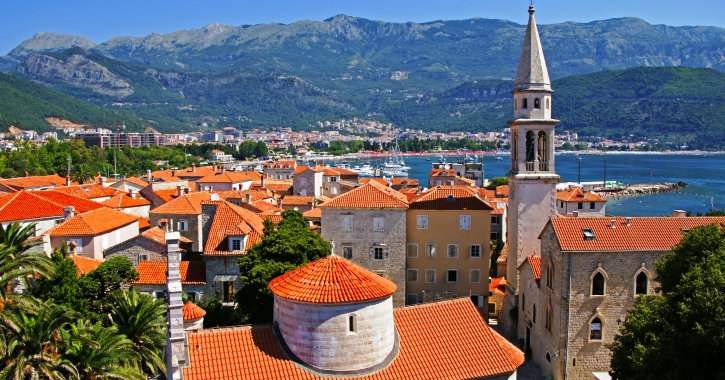 Blog Budva is a great place to stay in Montenegro. It's very central so that you can easily see a lot of Montenegro's beauty.
