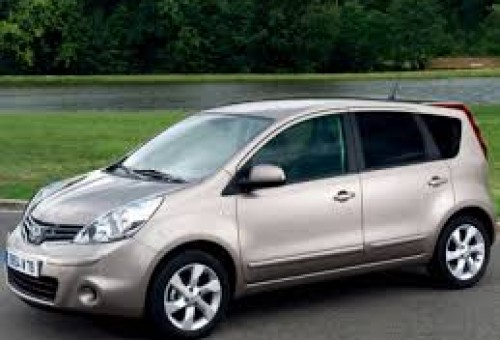 Adriatic Rentals - Nissan Note Hatchback